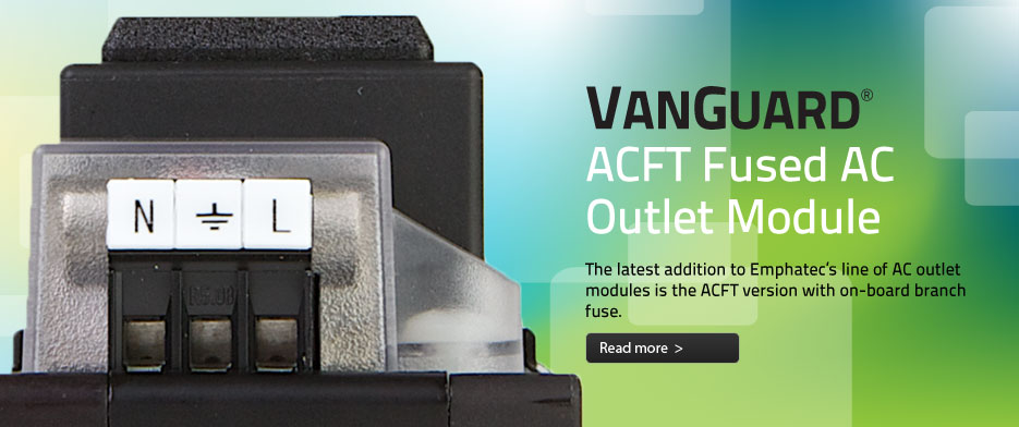 VanGuard ACFT Outlet Module